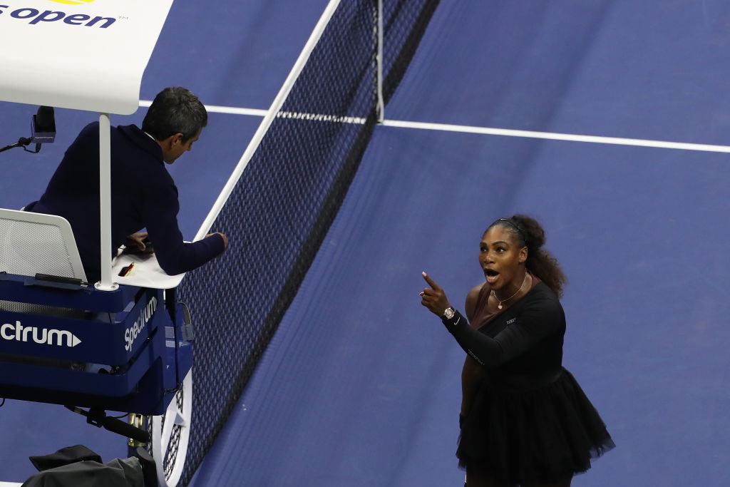It's Serena Williams who owes US Open umpire Carlos Ramos an apology – not the other way around