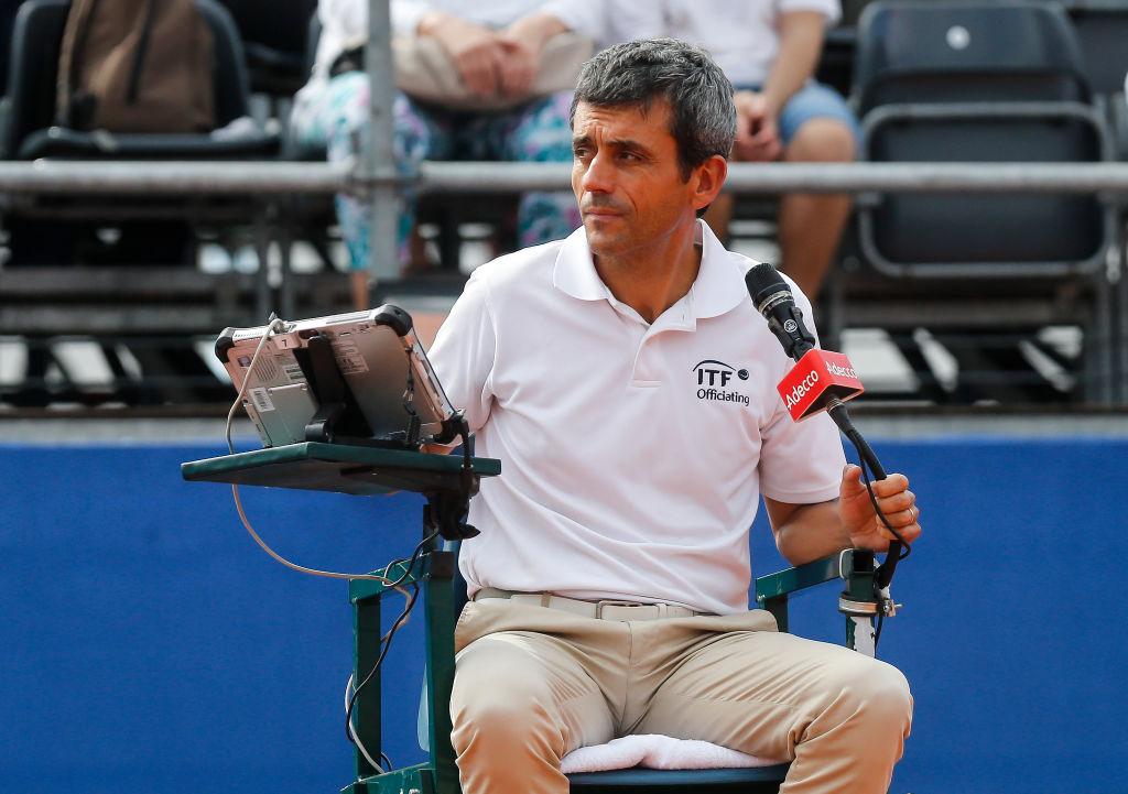 Carlos Ramos returns to umpiring duty after Serena Williams row