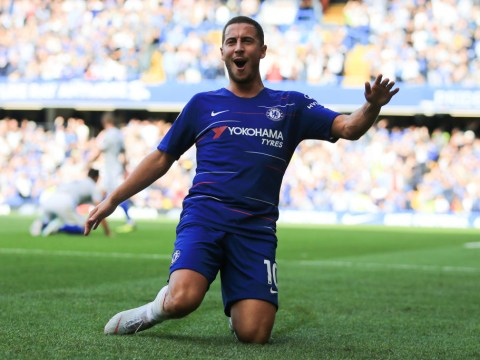 406972439 Pedro explains why Chelsea star Eden Hazard is closing in on Lionel Messi