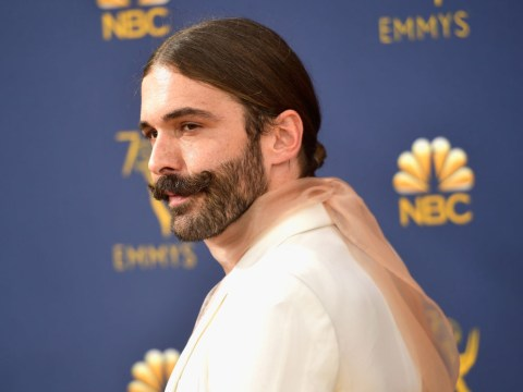 Queer Eye's Jonathan Van Ness comes out as non-binary: 'My energies are all over the place'