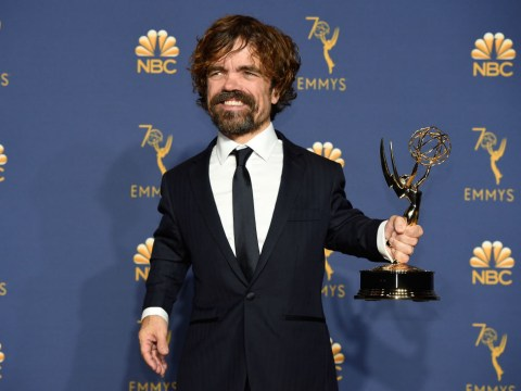 Game Of Thrones fans are convinced Peter Dinklage referenced a popular theory in his Emmys speech