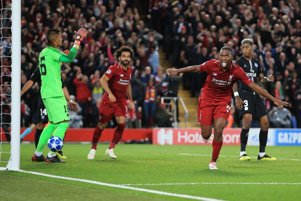 Jurgen Klopp hints he is ready to pick new-look Liverpool strike force