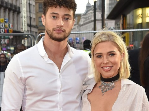 Gabby Allen and Myles Stephenson already planning Christmas together after making romance official