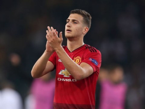 Jose Mourinho feared missing out on the signing of Diogo Dalot