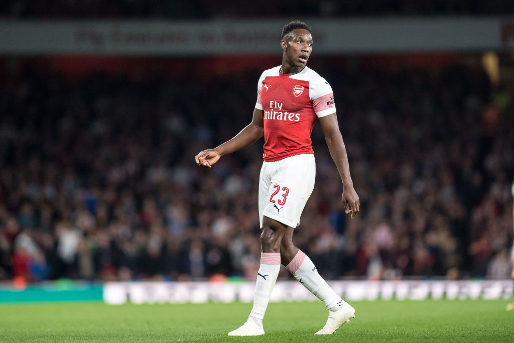 Unai Emery to give Eddie Nketiah chance to replace Danny Welbeck before transfer move