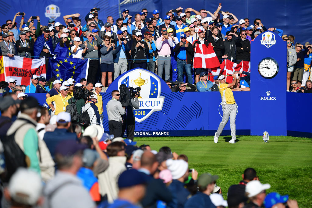 What time does the Ryder cup start? Tee times, TV coverage, schedule, teams and when pairings are announced