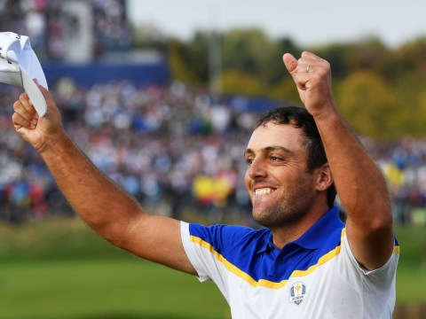 Team Europe hero Francesco Molinari sets incredible record after Ryder Cup victory