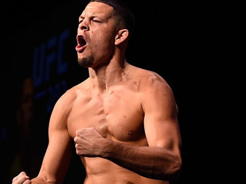 UFC deny Nate Diaz and Dustin Poirier will clash for inaugural 165lbs belt at UFC 230