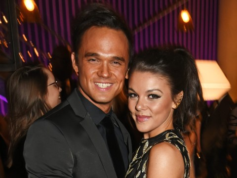 Gareth Gates confirms split from Coronation Street's Faye Brookes in emotional statement