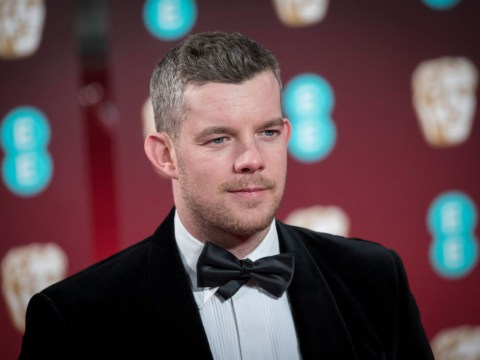 What TV shows has Russell Tovey been in as actor appears in Celebrity Bake Off?