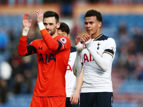 Spurs without two key players for Saturday's game against Liverpool