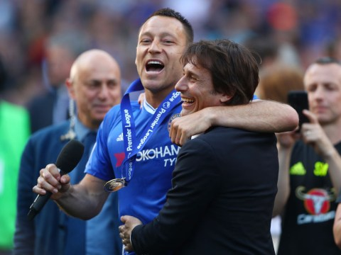 How Antonio Conte played a key role in John Terry's shock transfer to Spartak Moscow