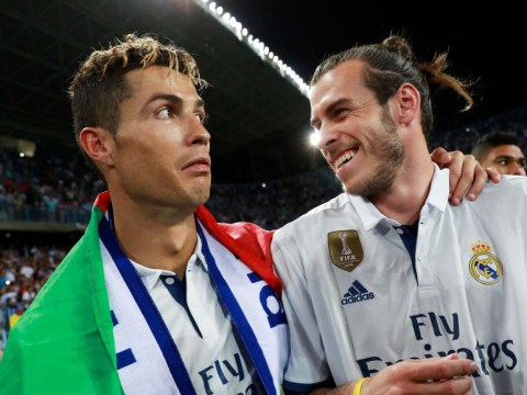 Gareth Bale says Real Madrid players are 'more relaxed' after Cristiano Ronaldo's departure