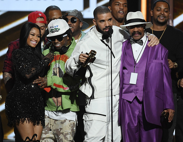 Drake and Nicki Minaj show 'love' for Lil Wayne as Tha Carter V is released on his 36th birthday