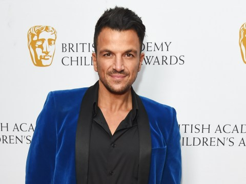 Peter Andre reveals 'distressing' moment woman died on his flight as he travelled with children Princess and Junior