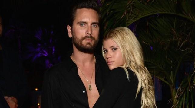 Scott Disisk has been dating Sofia Richie.