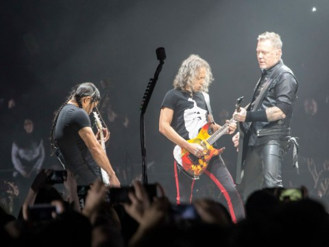 Metallica tickets for 2019 UK tour on sale this week – how to get them