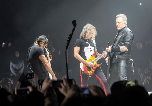 Metallica tickets for 2019 UK tour on sale this week – how