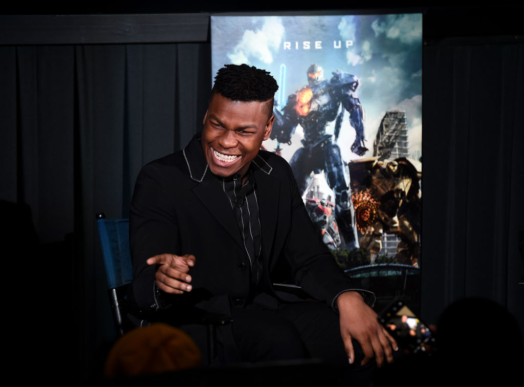 John Boyega proves his versatility as he produces British fantasy-horror A Spriggan