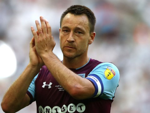 John Terry cancels transfer to Spartak Moscow after undergoing medical
