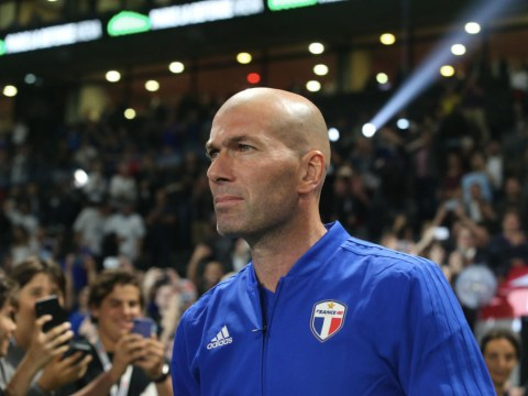 Zinedine Zidane confirms coaching return plans amid Manchester United link