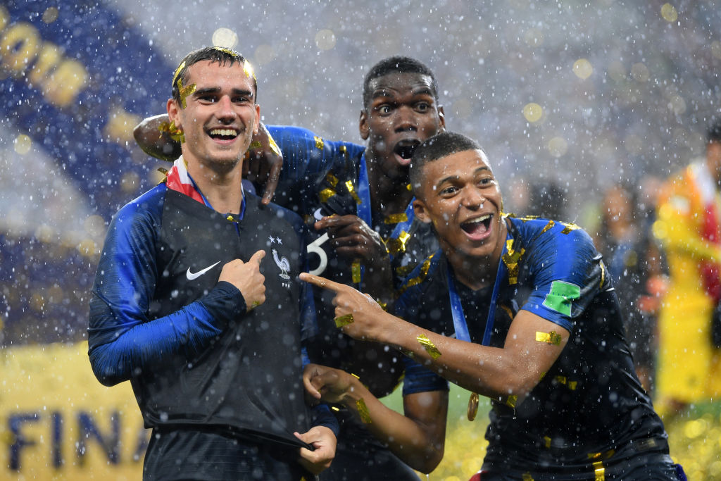 Paul Pogba backs Antoine Griezmann to win awards after FIFA World Player of the Year snub
