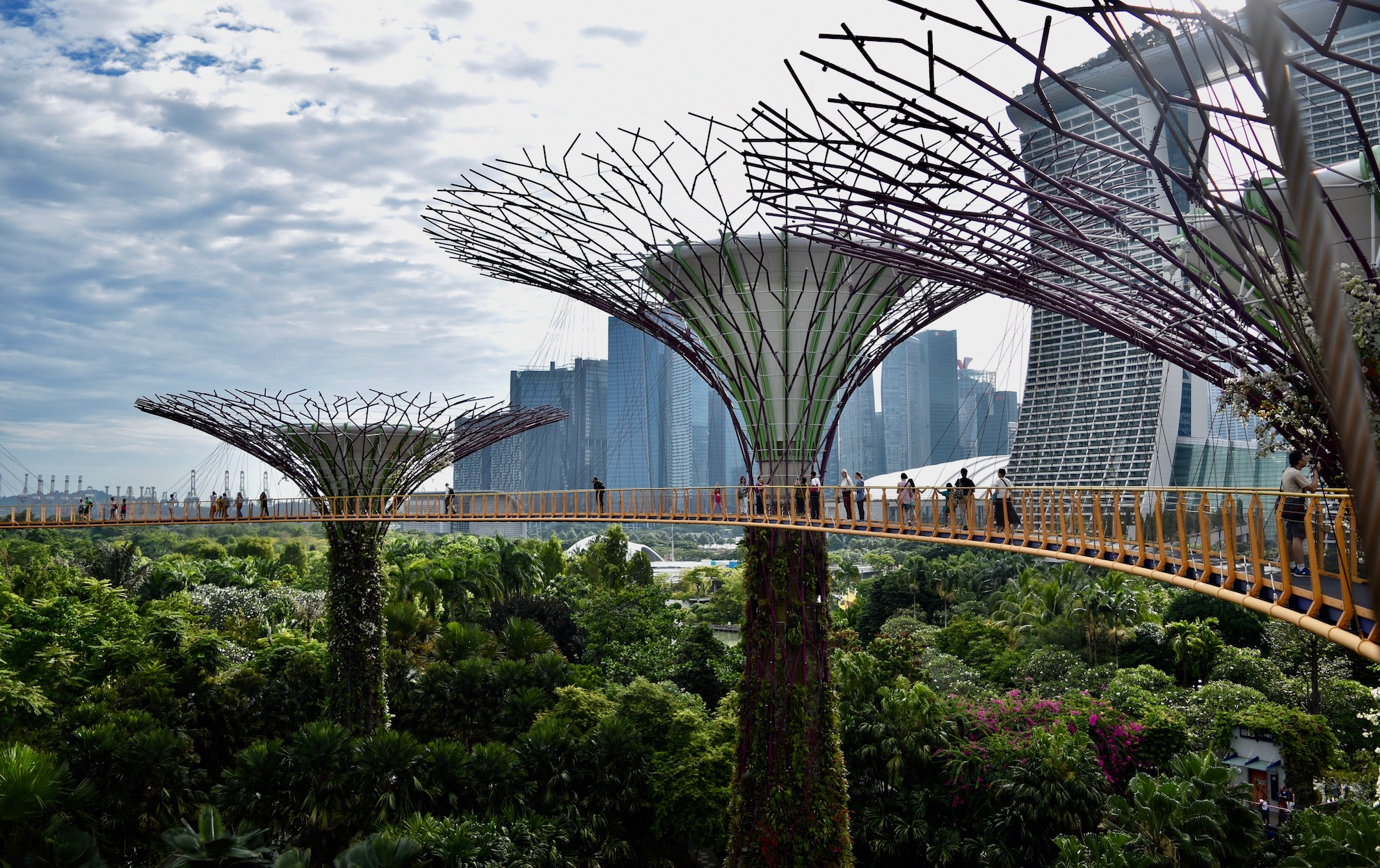 The gardens of Singapore: Here's how to get the most out ofAsia's greenest city