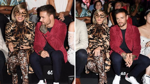 Cardi B and Liam Payne bonded over babies in the most unlikely pairing at Milan Fashion Week