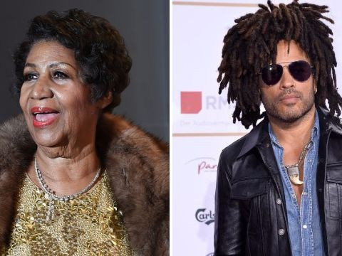 Lenny Kravitz was planning on making new music with Aretha Franklin before her death