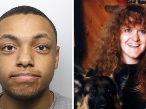 Smirking face of killer, 17, who butchered stepmum with axe and samurai sword