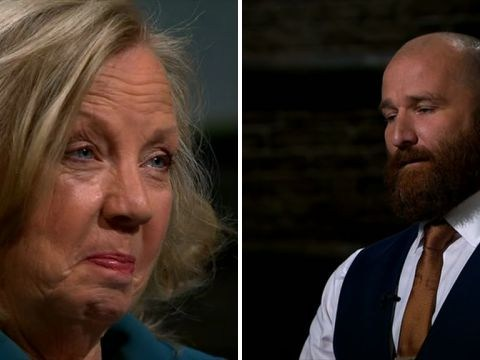 Dragons' Den's Deborah Meaden tears up as contestant Craig Hill reveals how he saved daughter's life