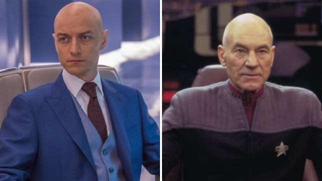 James McAvoy wants to play young Picard in new Star Trek