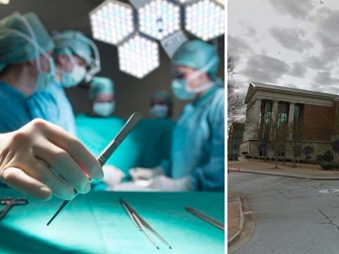 Boy awarded $31million after tip of his penis was sliced off during circumcision