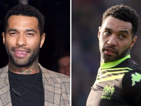 CBB's Jermaine Pennant 'set for Hollywood fame as he works on new film about football'