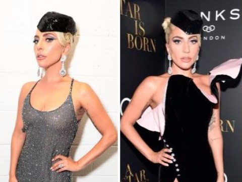 Lady Gaga proves just how extra she is as she wears three separate outfits in one night