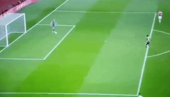 Arsenal star Bernd Leno almost scores embarrassing own goal against Brentford