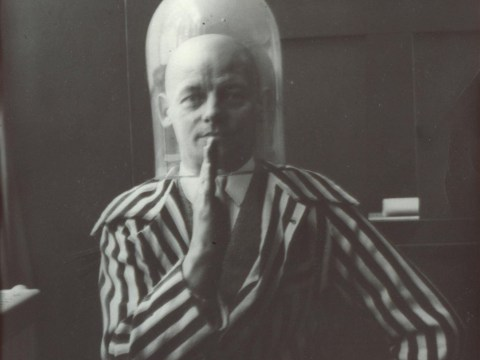Meet visionary artist Oskar Schlemmer and his Triadisches Ballett as a Google Doodle marks his 130th birthday