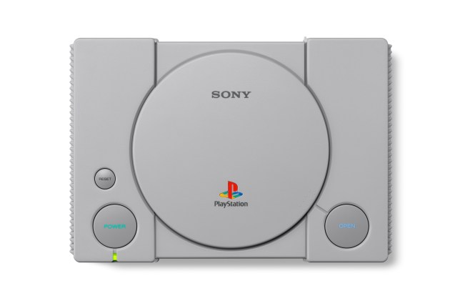 PlayStation Classic - Sony's first console returns