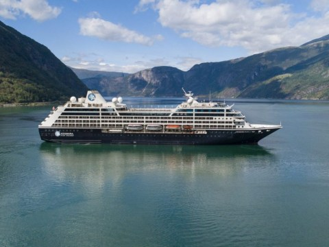 In pursuit of exotic destinations: Azamara's new ship is like a country house at sea