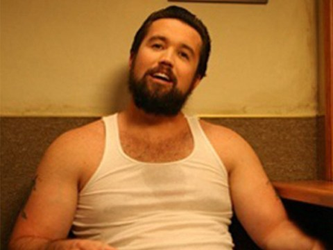 It's Always Sunny star Rob McElhenney mocks his own body transformation as he explains how he lost weight