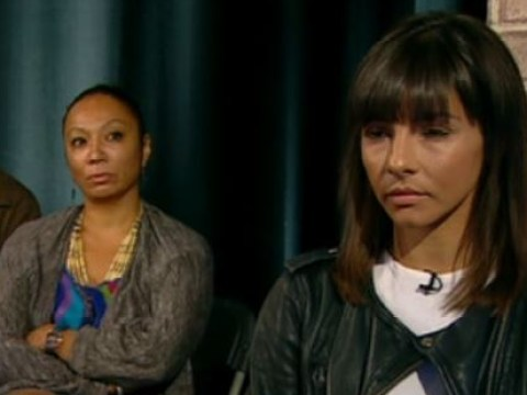 Audience member becomes accidental star for giving Roxanne Pallett death stare live on Jeremy Vine