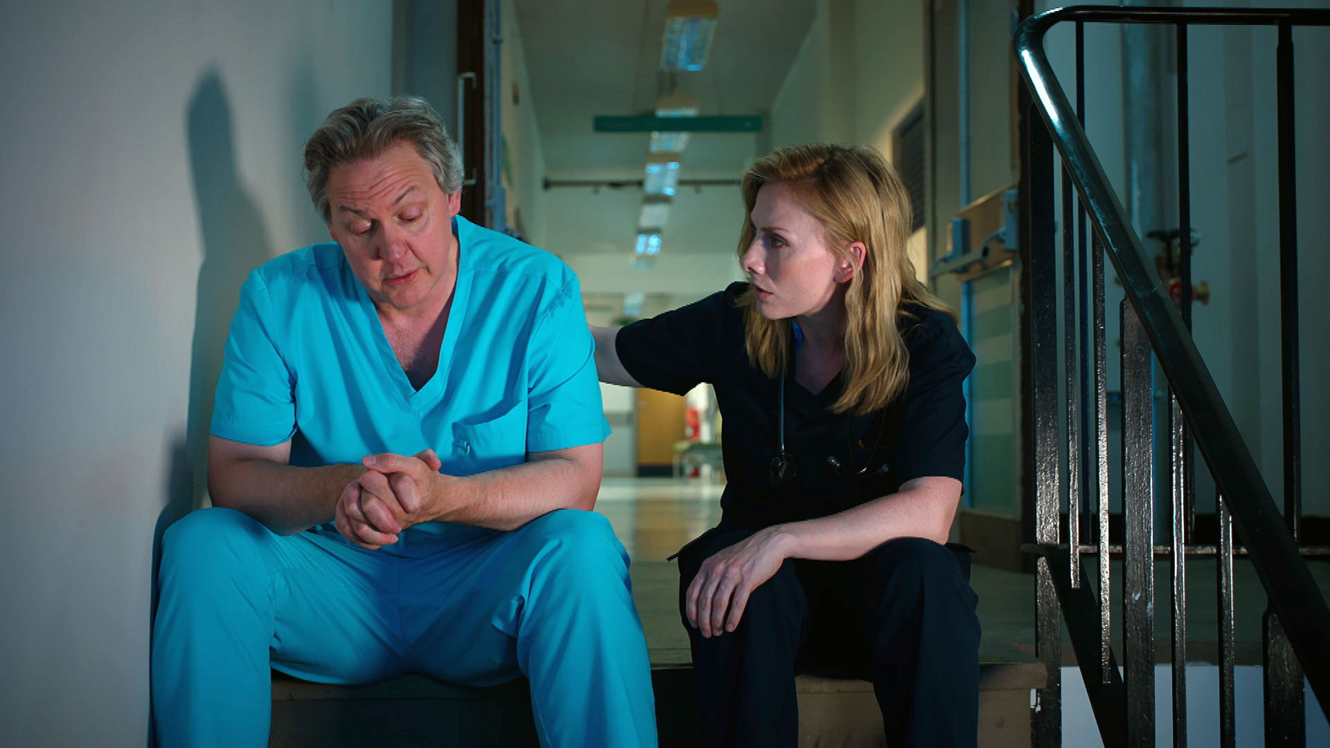 Holby City review with spoilers: Sacha is broken and Serena is tempted