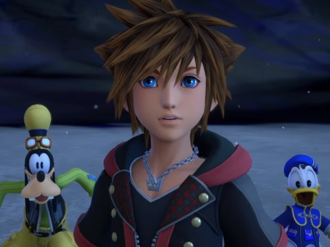 Sora from Kingdom Hearts is not in Smash Bros. claims leaker