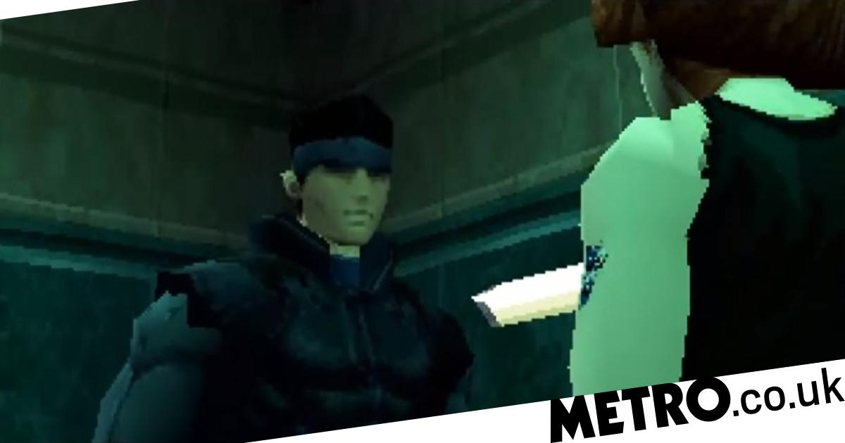 Games Inbox: Do you want a Metal Gear Solid remake?