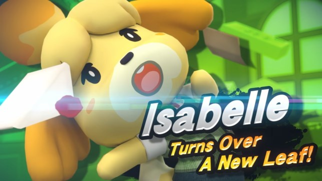 It was a smashing Direct for Animal Crossing fans