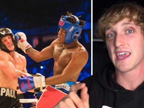 Logan Paul does the unthinkable and admits KSI 'almost' beat him in that boxing fight
