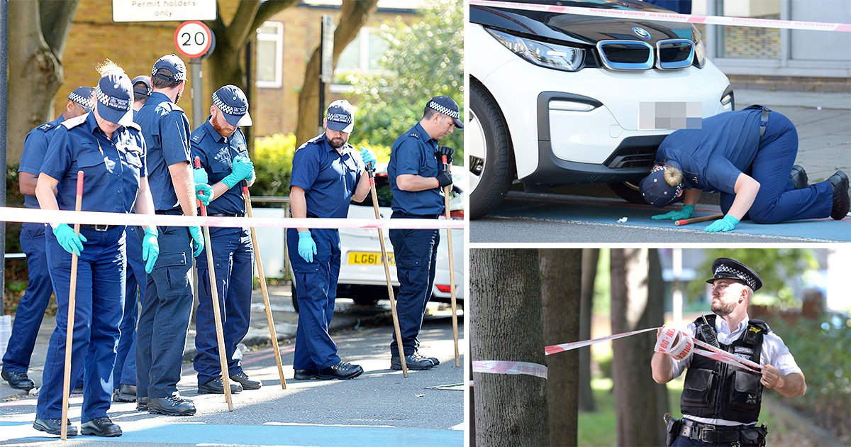 Boy, 16, shot overnight in latest outbreak of violence in London