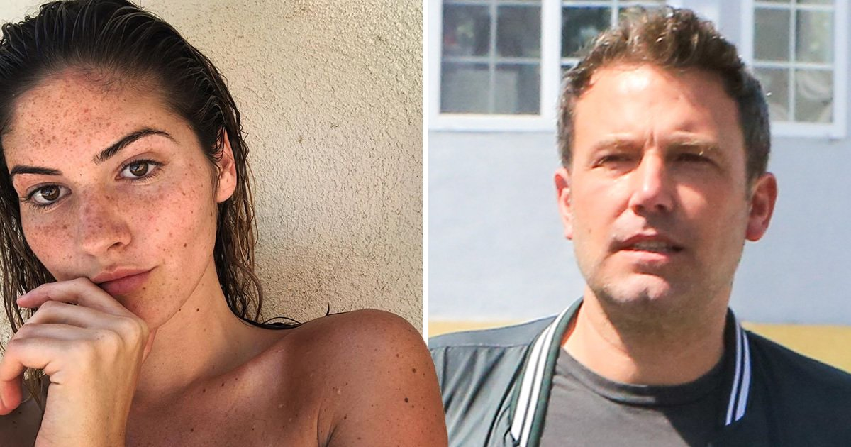 Playboy model Shauna Sexton slams critics for accusing her of causing Ben Affleck's return to rehab