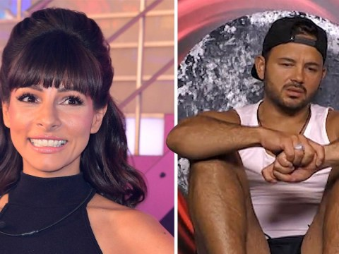 What is Ryan Thomas and Roxanne Pallett's history before Celebrity Big Brother?