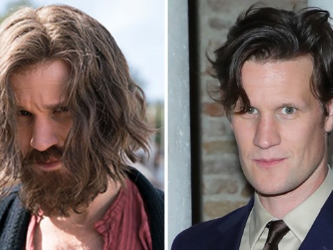 Matt Smith unveils huge transformation into Charles Manson ahead of Charlie Says release